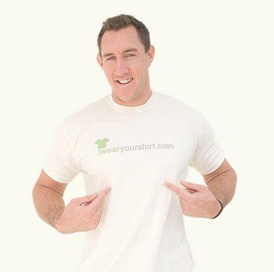 Идея бизнеса: Я ношу вашу футболку