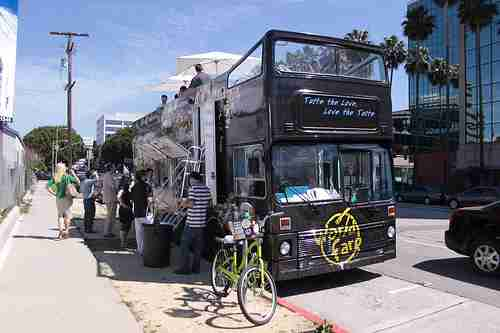 Идея бизнеса: Ресторан на колесах