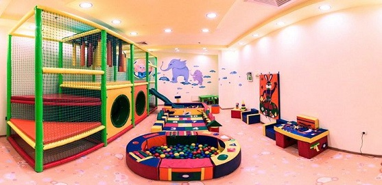 оснащение игровой комнаты